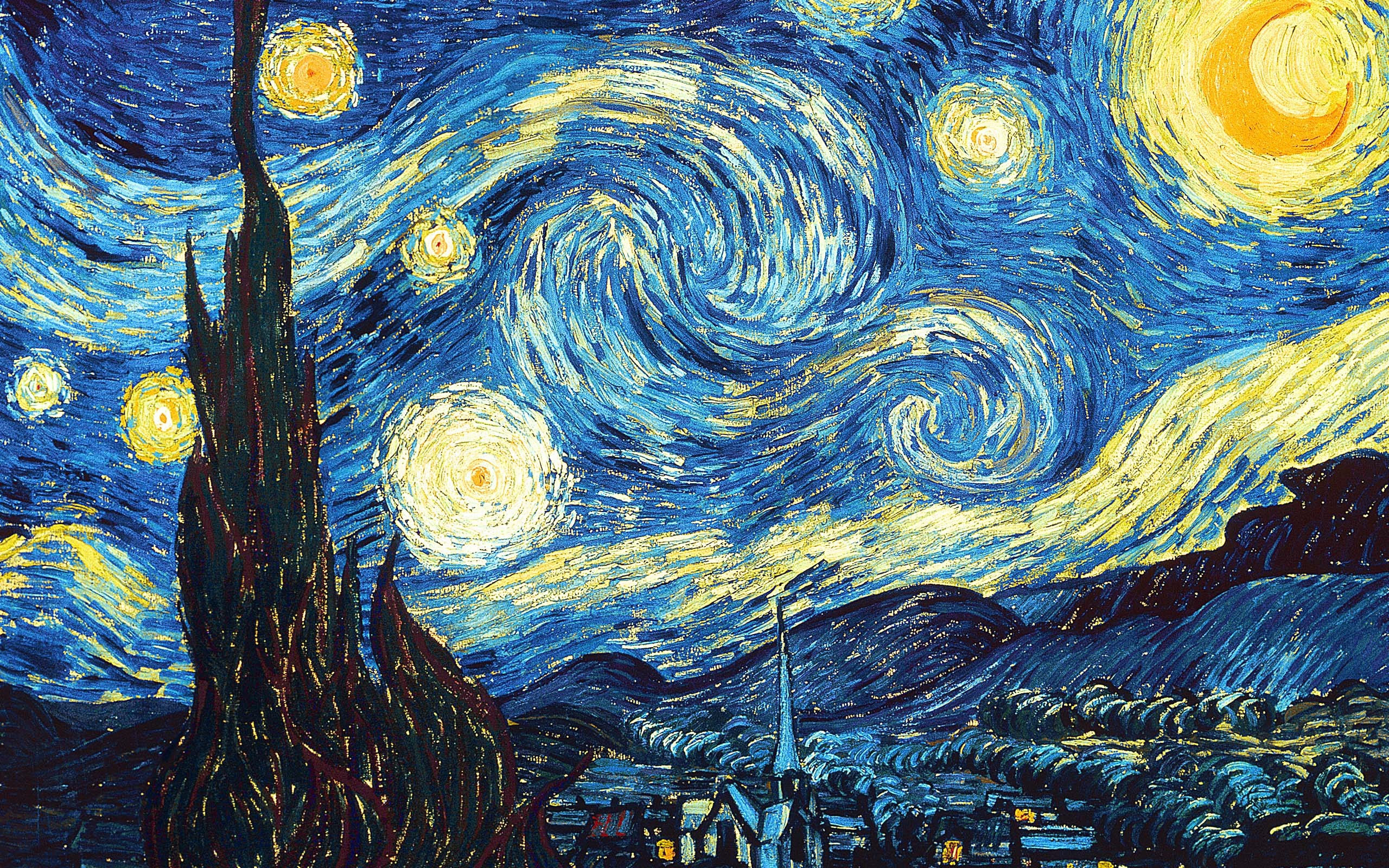 a study of vincent van goghs passion and paintings Van gogh is now viewed as one of the most influential artists having helped lay the foundations of modern art van gogh's self portraits vincent van gogh portraits.