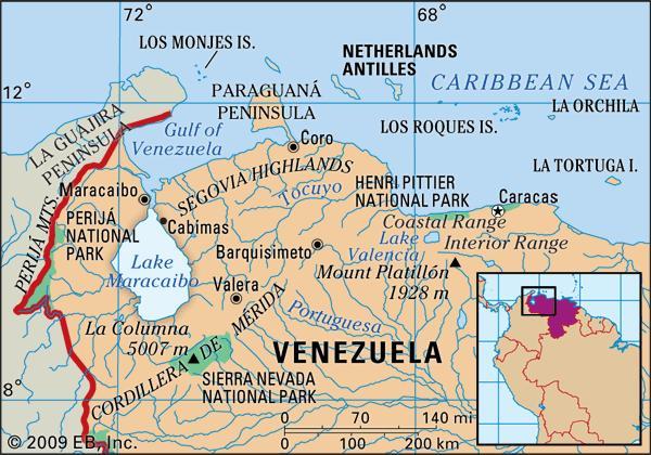 The Everlasting Storm of Catatumbo, Venezuela - NaturPhilosophie